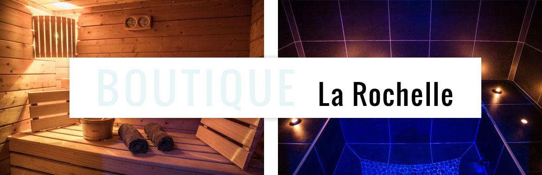Achetez ou offrez un soin en ligne dans notre spa La Rochelle