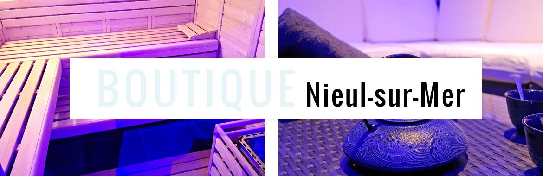 Achetez ou offrez un soin en ligne dans notre spa Nieul-sur-Mer