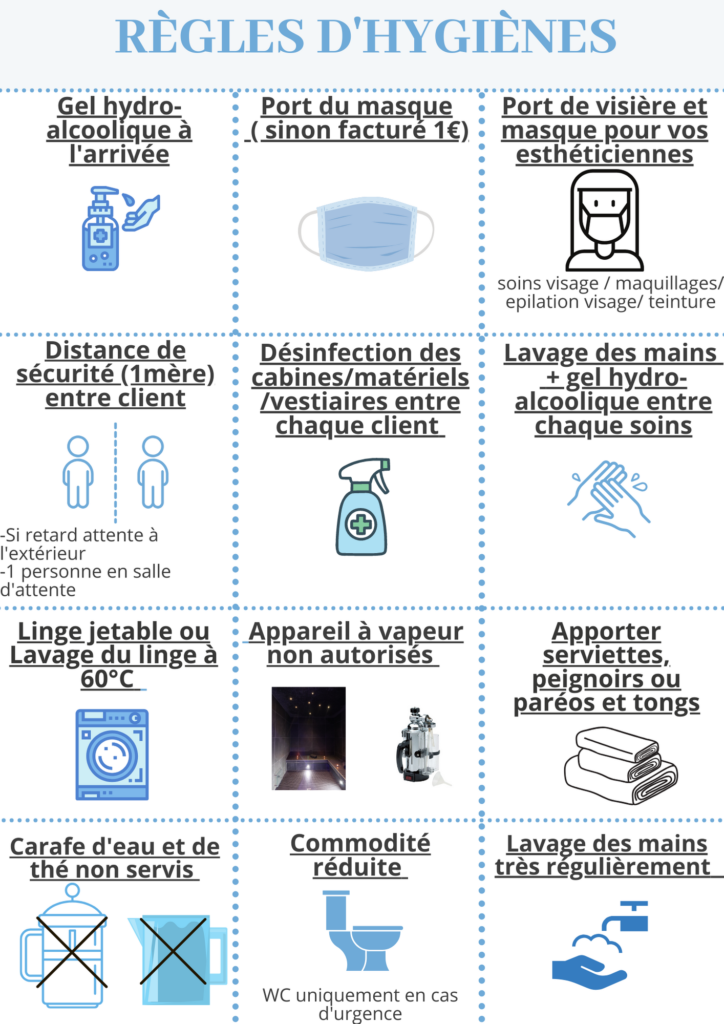 Règles d'hygiènes a4